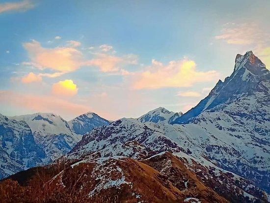 Chame, Nepal: Mardi Himala