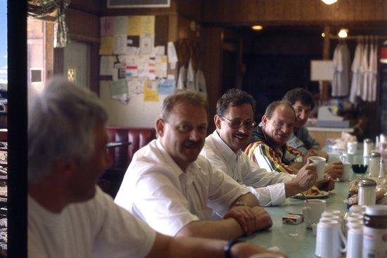 Newberry Springs, CA: 1995 war es noch etwas übersichtlicher