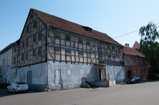 Merchant Society Warehouse