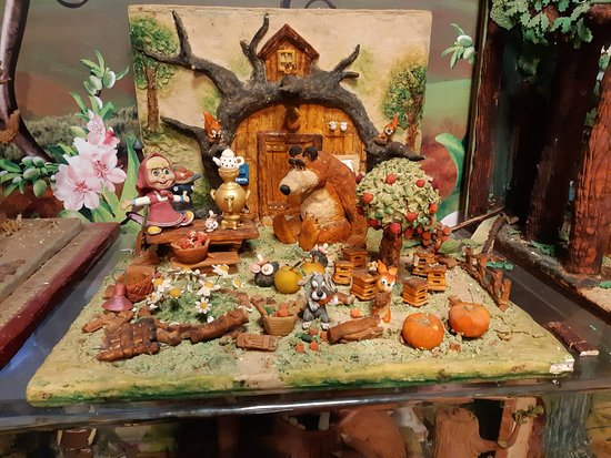 The Marzipan and Chocolate House