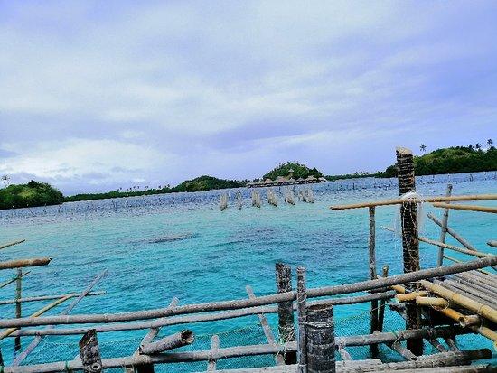 Matnog, Philippines: Juag Fish Sanctuary