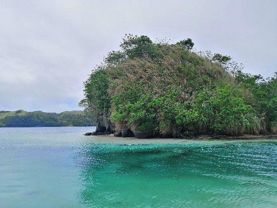 Matnog, Philippinen: Juag Fish Sanctuary