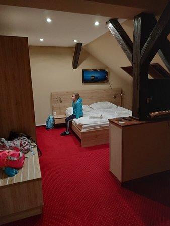 Nove Zamky, Slovakia: Room 201