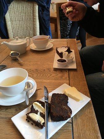 10 The Coffee House: Tea & cakes