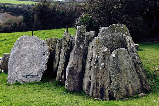 Knockroe Passage Tomb