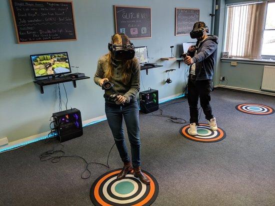 Glitch VR
