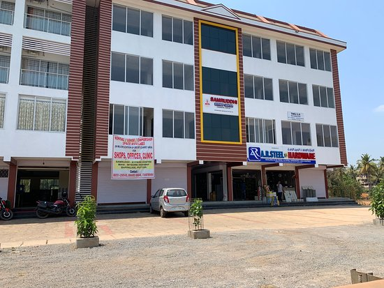 Puttur, Indie: A small village near Mangalore