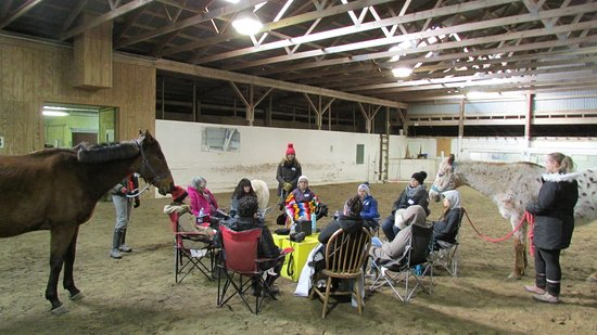 Restorative Reins Equine Therapy & Wellness Centre