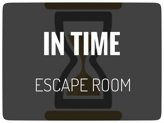 In Time Escape Room Santa Pola