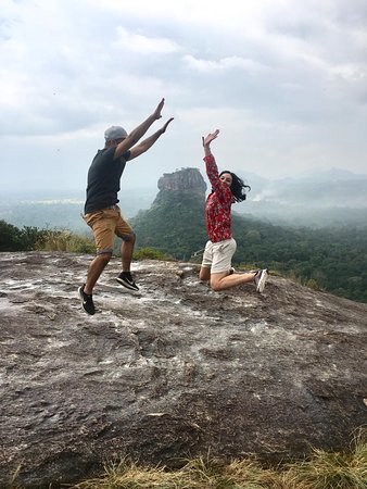 Kingfisher Tours Sri Lanka: Pidurangala