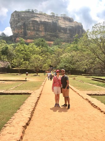 Kingfisher Tours Sri Lanka: Sigiriya
