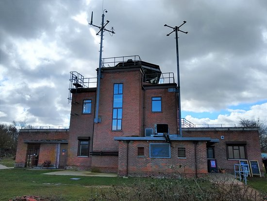 ‪Greenham Control Tower‬