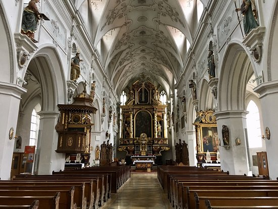 Kath. Stadtpfarrei St. Johannes Baptist