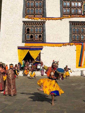 Bhutan VIP Travel: Paro Festival
