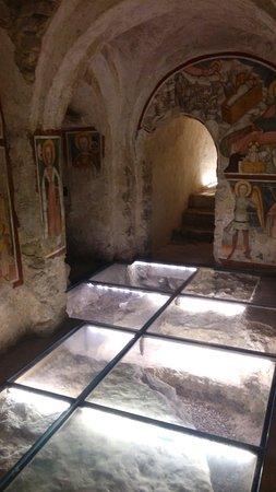 Cripta romanica del Sacro Monte