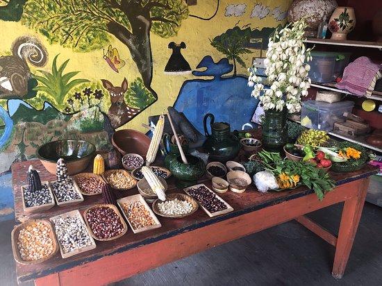 Cocina Prehispanica en Fogon