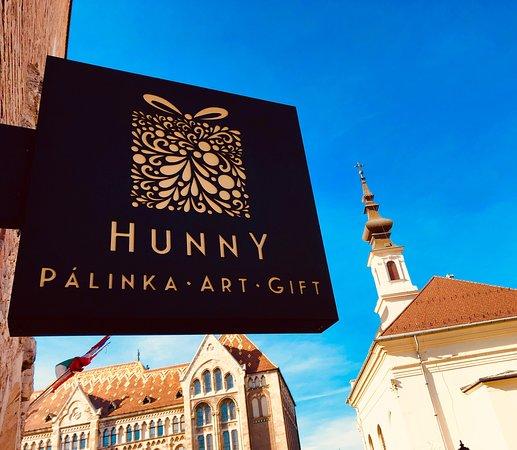 Hunny Pálinka & Gift