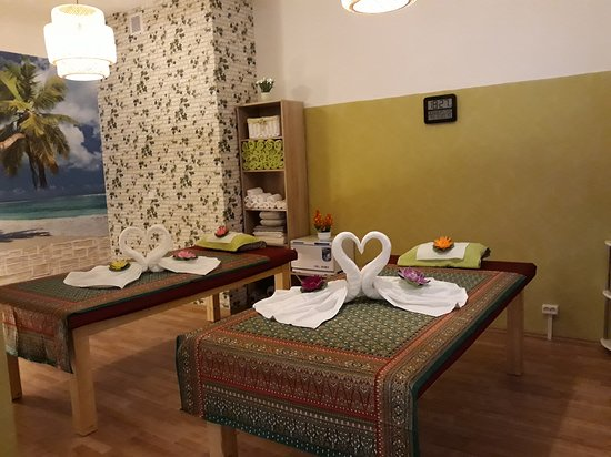 Пфорцхайм, Германия: partner massage