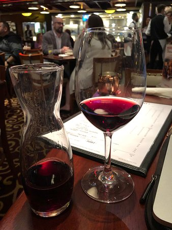 Pappadeaux Seafood Kitchen: super tuscan