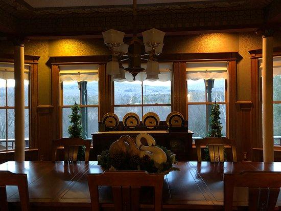 Haines Falls, NY: Dining room
