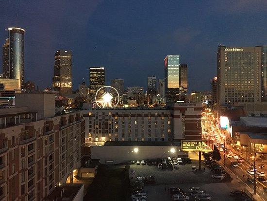Window View - Hilton Garden Inn Atlanta Downtown Photo