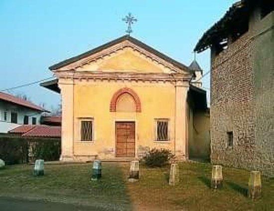 Momo, Italia: Oratorio DI Santa Maria
