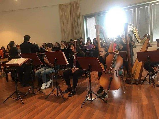 Л'Акила, Италия: Conservatorio Statale di Musica Alfredo Casella