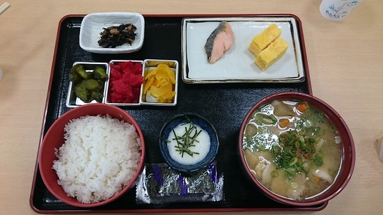 Konoike Service Area Inbound