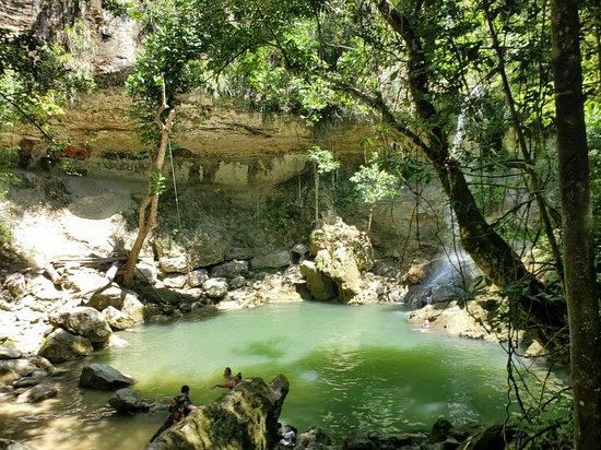 San Sebastian, Puerto Rico: Gozalandia Waterfall