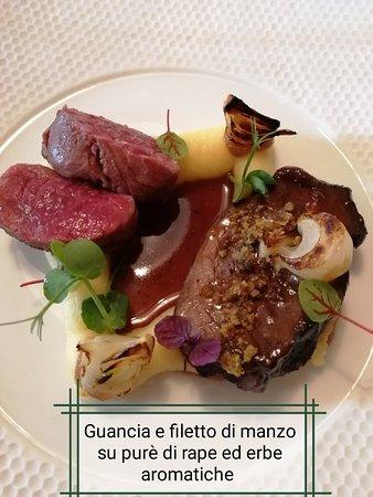 Ristorante gourmet che rasenta la perfezione.