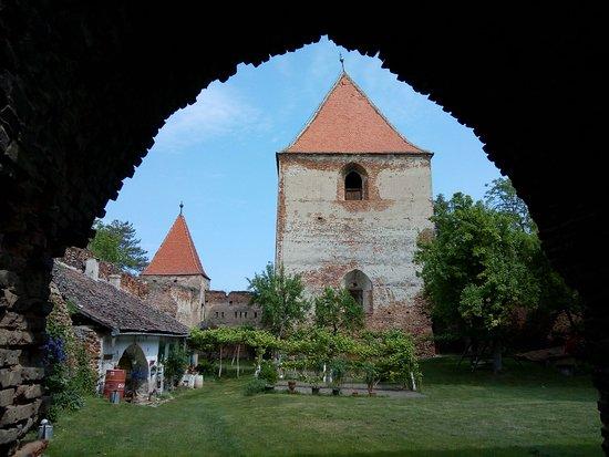 Slimnic, โรมาเนีย: Tvrđava