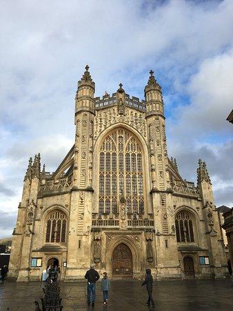 Bath Abbey Foto