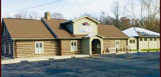 Hancock, MD : Jimmy Joy's Log Cabin ~