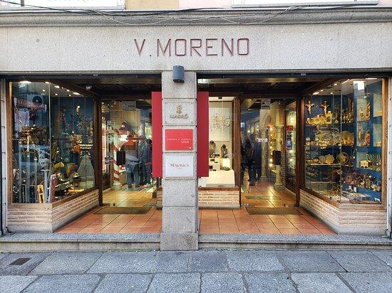 V. Moreno