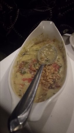 Indian Accent: Yellow Dal