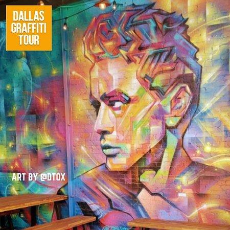 Dallas Graffiti Tour