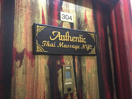 Authentic Thai Massage Class NYC