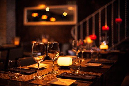 menu cena romantica saludable
