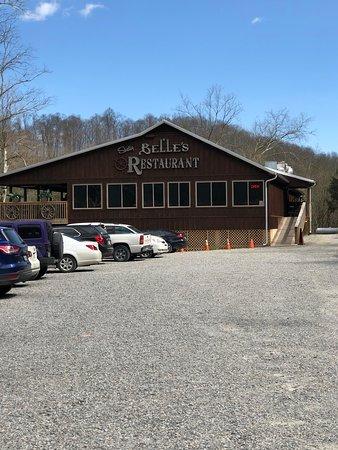 Shelly Belle's Restaurant: Entrance