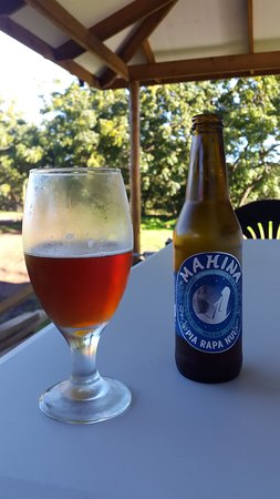 Cerveceria Mahina Rapa Nui