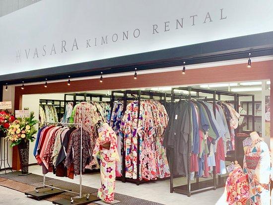 Kimono Rental VASARA, Asakusa Shinnakamisedori