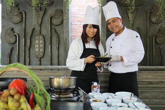 Siem Reap, Cambodia: Cooking Class