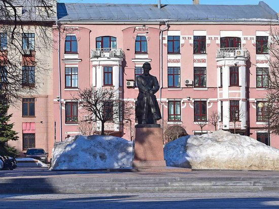 Dobrolyubov Monument