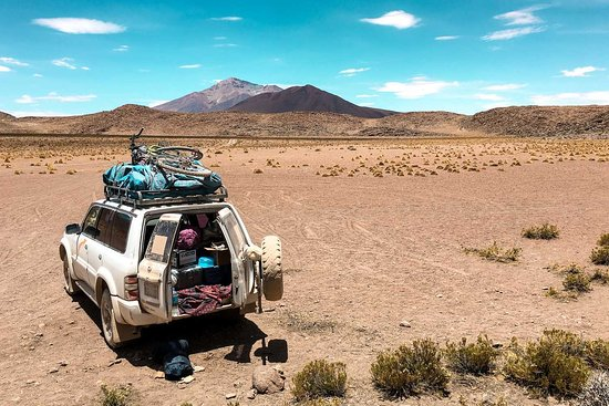 One of the things you absolutely cant miss when visiting Bolivia is a tour to the Altiplano. Best is to take a four day jeep tour from Tupiza and not one of the 3d tours from Uyuni. This way, you will be at the main attractions at other times and thus, be able to enjoy them much more!