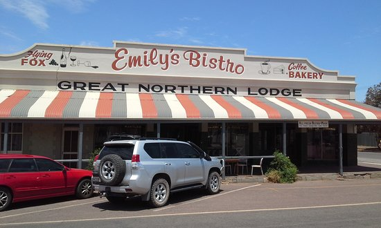 Great Northern Lodge Emily S Bistro Next Door Run By Same Awesome Friendly People Picture Of Great Northern Lodge Quorn Tripadvisor