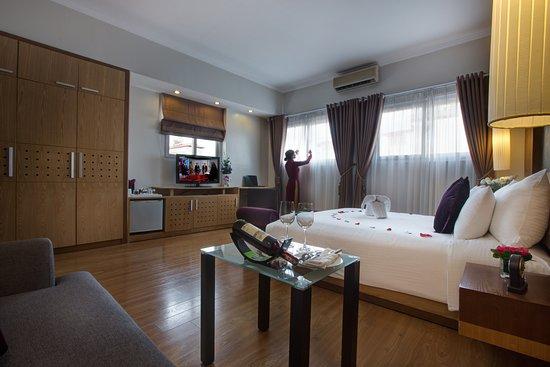 La Storia Ruby Hotel, hoteles en Hanói