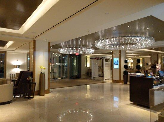 The Langham, Boston: Main lobby
