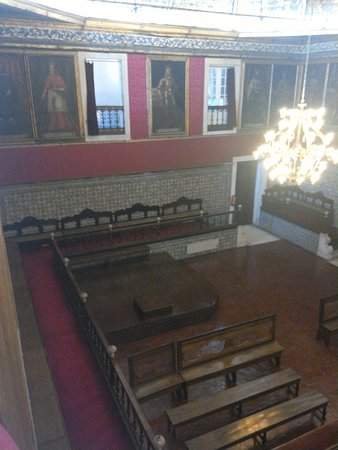 The Great Hall of Acts