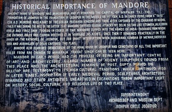 Bilde fra Mandore