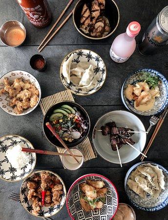 L'Atelier Sushi: Nos Tapas Asiatiques à 9$